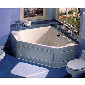 Tara Whirlpool Bathtub from Jacuzzi