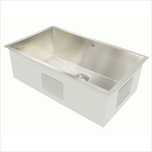 Undermount Basin Kitchen Sink from Chef Pro Collection