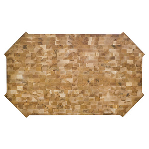 Wood Block Surface by Lyn Design