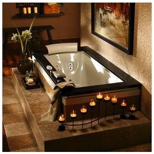 Fuzion Jetted Bathtub by Jacuzzi