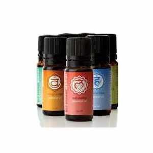 Chakra Essential Oils Aroma Therapy