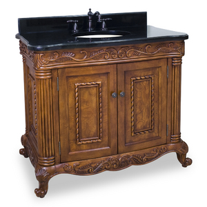 Ornate Vanity from Lyn Vanities