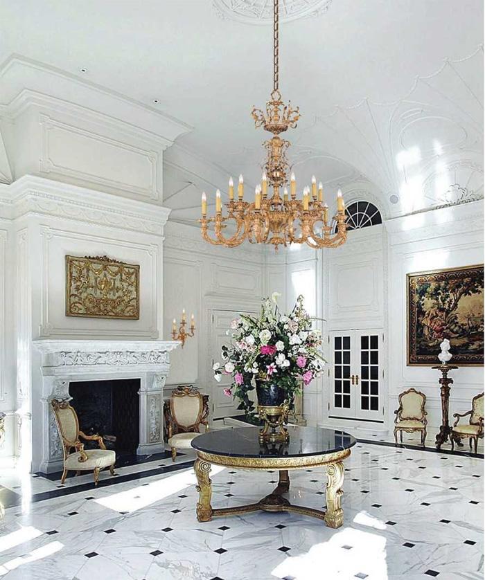 Crystorama Chandelier Kensington Collection