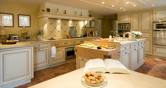 Kitchen Of The French Countryside