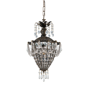 The Vanderbilt Collection Mini Chandelier from Crystorama