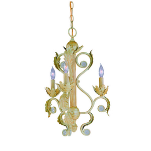 The Winslow Collection Mini Chandelier from Crystorama