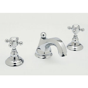 Rohl Vintage Sink Faucet in Nickel Finish