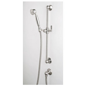 Rohl Handheld Shower on Slider Kit