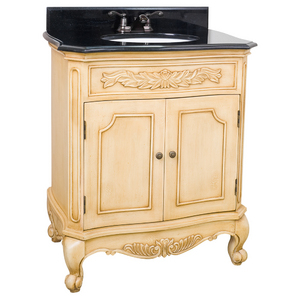Clairemont Vanity in Buttercream