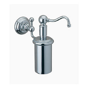 Wall Mounted Soap Dispenser from Rohl