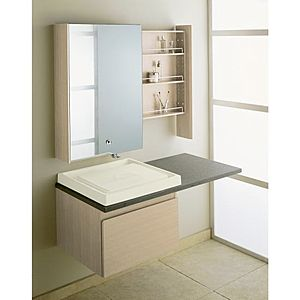 kohler purist single wall mount vanity