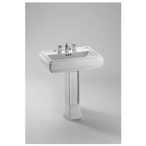 Toto Ethos Design Pedestal, Lavatory & Foot