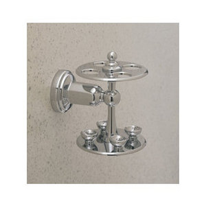 Wall Mounted Toothbrush Holder from the Perrin & Rowe Series