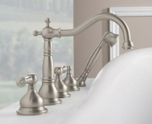 Graff Nantucket Tub Filler And Rough In