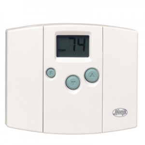 Hunter 42999 Just Right Digital Non-Programmable Thermostat