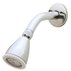If Your Old Shower Head Looks Like This Single Function Pfister, Plus A Little Lime Buildup, It Might Be Time To Make The Change