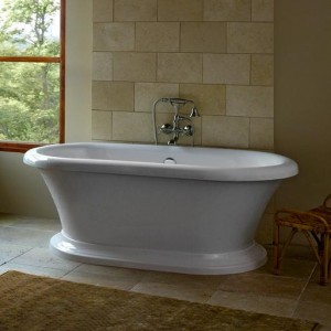 Porcher Archive Freestanding Soaking Bath