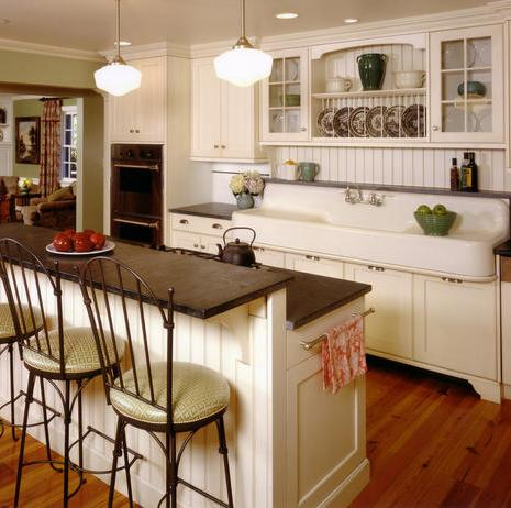A Wide Utility Sink Can Serve As Great Water Resistant, Easy To Clean Counter Space