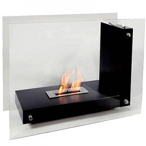 Allure Bio Ethanol Ventless Fireplace