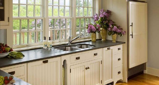rustic cottage design for a truly comfortable kitchen - Cottage Kitchen Design Ideas