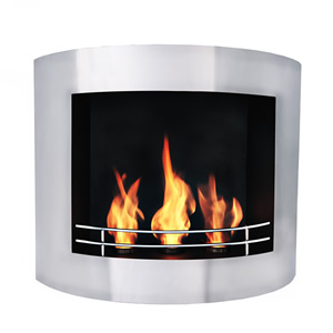 Prive Bio Ethanol Ventless Fireplace