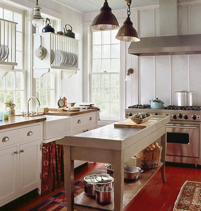 Kitchen Islands Can Help Temper Oversized Kitchen Floorplans And Very