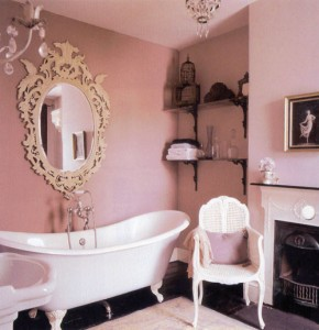 Any Little Girl's Bathroom Will Look Pretty In Pink