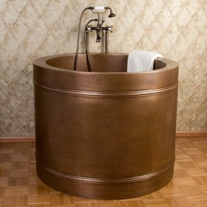 Japanese Style Soaking Tub