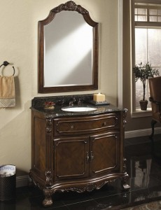 Victorian Bathroom Vanities, Victorian Vanity Cabinets for Antique ...