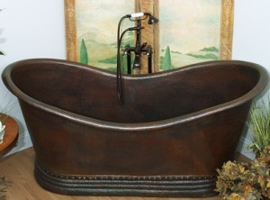 Sierra Copper Tubs - Essex 66
