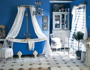 With A Cast Iron Tub, You Can Go Bold With Your Colors Without Having To Replace The Whole Tub Later