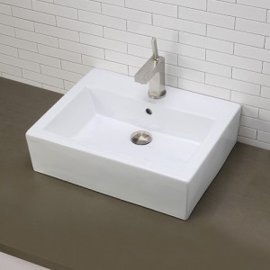 Classically Redefined Vessel Sink From Decolav