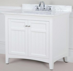 Bathroom Vanities 30 Inch White