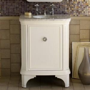 Porcher Savina White Vanity