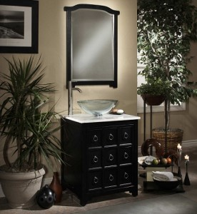 Sagehill Bathroom Vanity From The Apothecary Collection