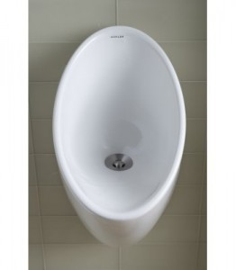 Kohler Steward S Waterless Urinal K 4917