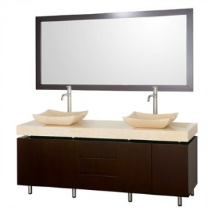 Malibu 72 Inch Vanity From The Wyndham Collection