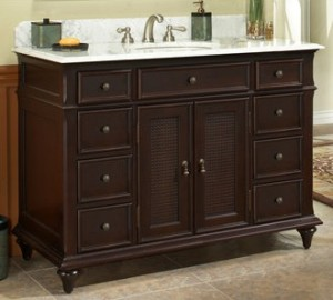 Sagehill Designs St. Barts 48 Inch Traditional Vanity