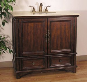 Solid Wood Bathroom Vanities - Durable, Beautiful Vanities To Last