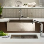 Undermount Single Basin Stainless Steel Apron Sink From The Chef Pro Collection