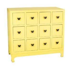 Butterfly Cupboard From Sterling Lighting