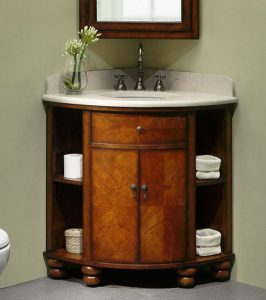 Carlton Corner Vanity from Xylem
