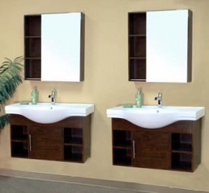 Spa Style Bathroom Vanities To Complete Your Home Spa Makeover