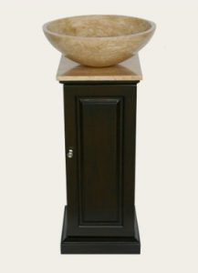 HYP 0156-12 Pedestal Vanity From Silkroad Exclusive