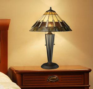 glass shade table lamp designer table lamps how to pick the perfect. Black Bedroom Furniture Sets. Home Design Ideas