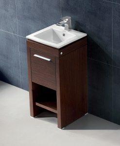 16 Inch Aristo Single Bathroom Vanity From Vigo Industries