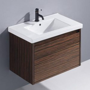 32 Inch Espresso Petit Single Bathroom Vanity From Vigo Industries