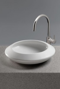 Curva Vessel Lavator Sink From Toto