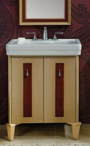 Lutezia Modernique Bathroom Vanity From Porcher
