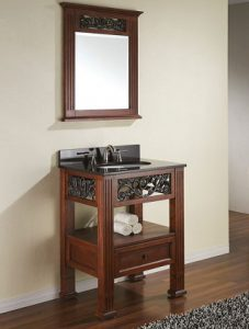 Napa 24 Inch Bathroom Vanity From Avanity